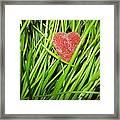 Hearty Framed Print