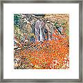 Life Is An Arbitrary Eruption Of The Inexplicable And Ineffable.  Framed Print