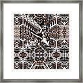 Hendrix Fusion Framed Print