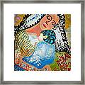 Her Love Framed Print by Amy Sorrell