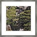 Hidden Pagoda Framed Print