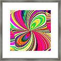 High Definition Color 1 Framed Print