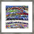 His Tshirt Collection Framed Print