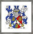 Holligan Coat Of Arms Irish Framed Print