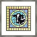 Holstein 4 Framed Print