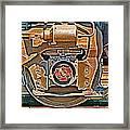 Hommage To Charles Scheeler Framed Print