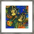 Horns And Other Things Framed Print