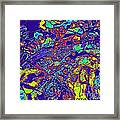 Hot Hot Heat Framed Print