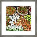 Hua Hin Market 03 Framed Print