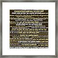 Human Carnival Sideshows And Other Oddities Of The World 20130625bwwa85 Framed Print