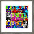 Humungus In Color Framed Print
