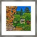 Huntington Gardens Ca Framed Print