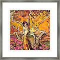 I Am Young Framed Print