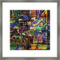 I Believe In The Coming Of Mashiach 32 Framed Print