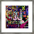 I Believe With Complete Faith In The Coming Of Mashiach 4 Framed Print