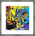 I Like It 3 Framed Print