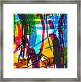 Ibiza 6 Framed Print by Anthony Fox
