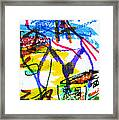 Ibiza 8 Framed Print by Anthony Fox