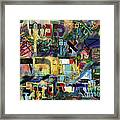 If There Is No Flour There Is No Torah 9 Framed Print