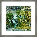 Impressionist Reflections Framed Print