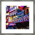 Impressionistic Photo Paint Ls 001 Framed Print