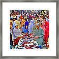 Impressionistic Photo Paint Ls 013 Framed Print