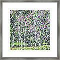 Impressions Of Spring 4 Framed Print