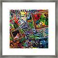 Impressions Framed Print