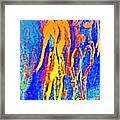 if you are In love with a stranger future, how do you know   Framed Print
