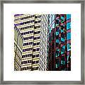 Rightside District Framed Print