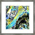 In The Wash Framed Print