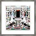 India Religion Framed Print