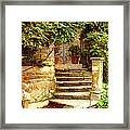 Indian Institute Of Advanced Study Framed Print