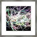 Infinity And Beyond Framed Print