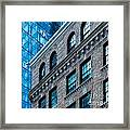Intercontinental New And Old Framed Print