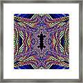 Interlinked Framed Print