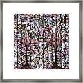 Interwine Framed Print