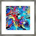 Irreverent Revelation Framed Print