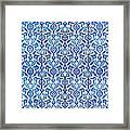 Islamic Tiles 01 Framed Print