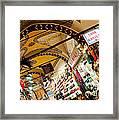 Istanbul Grand Bazaar 11 Framed Print