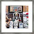 Italy Memorabilia Framed Print