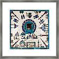 Iznik Kaaba Framed Print