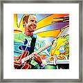 Jack Johnson Framed Print