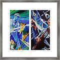 Jake And Brendan Framed Print