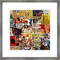 Japanese Contemporary Art Framed Print