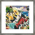 Jazz No. 3 Framed Print