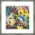Jazz No. 4 Framed Print