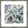 Jeanne D'arc Framed Print