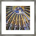 Jesus And His Peeps Framed Print