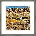 John Day Oregon Landscape Framed Print